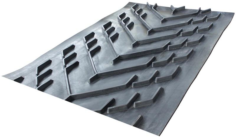 Chevron Conveyor Belts Manufacturers & Suppliers Mumbai India